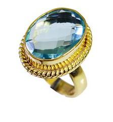 splendid Blue Topaz (riyogems) Tags: splendid blue topaz riyo gems