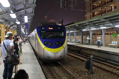 IMG_0106  (vicjuan) Tags: 20161015 taiwan   taichung fongyuan  railway geotagged geo:lat=24254958 geo:lon=120723663  train  fongyuanstation