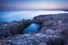 Cyprus, Agia Napa, Vathia Gonia