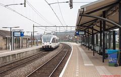 Veolia GTW te Valkenburg (StefanvdW) Tags: trein stadler gtw veolia valkenburg station 26 32139 501