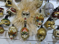 Masks in Venice (Susannaphotographer) Tags: mask masks venice italy venezia venetsia veneto venicephoto masquerade masque party carnival carneval venetian venetianmask mascherade festa feste style partywear theater eyemask carnivals venicecarnival