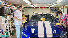 Mustang_22 (holloszsolt) Tags: ford mustang 50 outdoor vehicle sport car nanolex si3 hd autokeramia