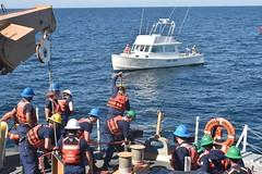 Coast Guard Cutter Campbell (Coast Guard News) Tags: cgccampbell cuttercampbell coastguard campbell fireisland newyork kittery maine unitedstates us
