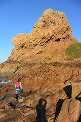 Le Pinacle (Jersey Sea Kayaking) Tags: lepinacle jersey coasteering