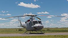 Bell 412 H-102 (..Javier Parigini) Tags: argentina tandil buenosaires vibrigadaaerea grupo6decaza fuerzaaereaargentina ffaa faa despedidamirage 19722015 baseaerea vuelo aviones aircrafts fly nikkor nikon javierparigini h102 helicoptero helicopter bell412 flickr d800 24700mm f28