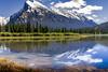 Vermillion Lakes near Banff (SantaFe5811) Tags: canada rockymountains trains railroad morantscurve vermillionlakes banff lakelouise morainelake canadianpacific photography train railways holiday vacation alberta