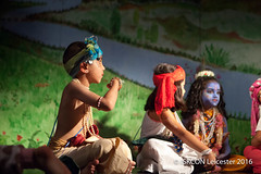 Janmashtami_250816_IMG_3171 (iskcon leicester) Tags: radhamadhava radha madhava srila prabhupada august 2016 janmashtami citycentre festival leicester drama music arts gopidots party birthday krishna hare rama maha mantra meditation bhaktiyoga bhakti