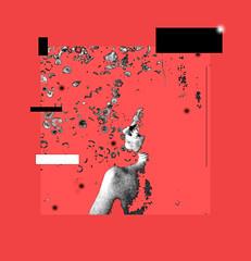 DSC_9294 (dina.elle) Tags: abstract astrattismo colori acceso intenso schiena donna capelli riccioli sensual woman ricordare fotografia ritoccare rivedere