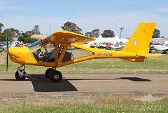 24-7942 AEROPRAKT A22LS FOXBAT (QFA744) Tags: 247942 aeroprakt a22ls foxbat