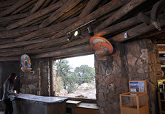 2016 Grand Canyon History Symposium Desert View Watchtower 0386 (Grand Canyon NPS) Tags: grandcanyon historical society 2016symposium desert view watchtower tour hopi artist fred kabotie murals mary colter historic building kiva room shields