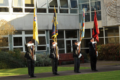 DSC_4620 (Leicestershire County Council) Tags: ladygretton lordlieutenantofleicestershire billliquorish chairman armisticeremembranceday countyhall