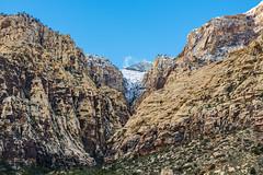 048-RRC160201_47061 (LDELD) Tags: nevada desert rugged dry harsh wild lasvegas redrocknationalconservationarea mountains cliff snow