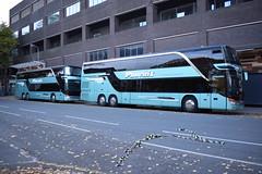Jake Bugg Tour 2016 Phoenix Bussing Tour Buses (5asideHero) Tags: jake bugg tour 2016 phoenix bussing setra s431 dt bus double decker band transport sleeper coach n16 pbs le60