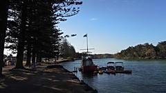 Simpsons Creek, Brunswick Heads, New South Wales (David McKelvey) Tags: 2016 australia simpsons creek brunswick heads new south wales outdoor nikon coolpix p300