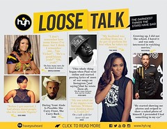 Loose Talk By Have You Heard - WWW.HYH.NG (haveyouheardhg) Tags: entertainment nigeria