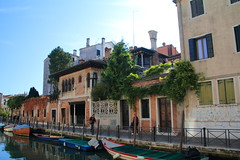 IMG_3902 (goaniwhere) Tags: italy venice canals watertaxi scenic historicalsites travel holiday vacation gondola city