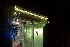 Shine Into The Dark (ianwyliephoto) Tags: corbridge northumberland tynevalley christmas lights festive sparkling twinkle 2016 community
