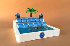 Ocean-Defense (-Wat-) Tags: lego absbuilderchallenge ocean pacific atlantic sea naval micro scale ship boat