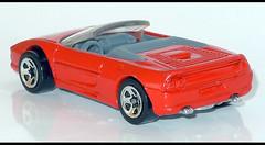 FERRARI F 355 Spider (2420) HW L1050967 (baffalie) Tags: auto voiture miniature diecast toys jeux jouet