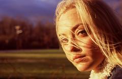 intimate (josh.pomponio) Tags: film filmphotography leica leicam2 fujifilm fujifilmvelvia model sunset magichour