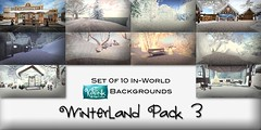 KaTink - Winterland Pack 3 (Marit (Owner of KaTink)) Tags: katink my60lsecretsale annemaritjarvinen photography 60l 60lsales 60lsalesinsecondlife secondlife 3dworldphotography poses