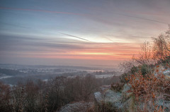 Ogston Valley Sunrise (paul.cooke15) Tags: hdr nikon landscape firstlight sunrise