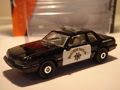 MATCHBOX 1993 FORD MUSTANG LX SSP NO22 HIGHWAY PATROL 1/64 (ambassador84 OVER 6 MILLION VIEWS. :-)) Tags: matchbox 1993fordmustanglxssp dieacast ford