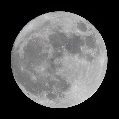 Super Moon 13th Dec 2016