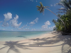 Its not a screensaver, its Tuvalu!