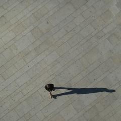 walk (chilangoco) Tags: portugal porto europa europe shadow sombra person walking caminar peatón