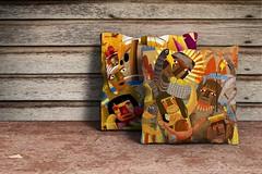 Estampas 2017 (Alegraziani Produto Ilustrado (11) 96175.8787) Tags: almofadas almofadaspersonalizadas decor decoraçãodequarto decoraçãodecasa casa decoração sala quarto interiores designinteriors decorando arte art