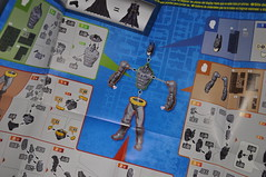 Instructions (skipthefrogman) Tags: fun toy action figure batman kit bandai spru sprukits