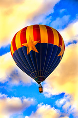 Arizonia Hot Air Balloon Special (http://fineartamerica.com/profiles/robert-bales.ht) Tags: blue red arizona orange southwest yellow clouds wow balloons spectacular stars photo colorful superb aircraft awesome scenic peaceful flame envelope gondola sensational hotairballons inspirational hotairballoons magnificent propane yuma flicker haybales stupendous greetingcards balloonflight imperialvalley arizonia wickerbasket balloonaircraft canonshooter thermalairships westwetlandspark hotairballoonphotography forfanart robertbales westwetlandpark wickerbaskethaybales coloradorivercrossing coloradorivercrossing2012