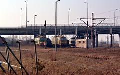 stacja Poznań Franowo (xjr1) Tags: station train poland poznań et22 franowo