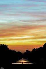 The Romantic Sunset (Preston Richard) Tags: sunset coupleatsunset romanticcouple romanticsunset