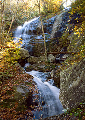 (Fouquette) Tags: fall nature water landscape virginia waterfall falls blueridgeparkway crabtreefalls