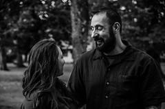 Couples In Love. (jeffreymbhibbard) Tags: park bw white black love washington nikon smiles couples auburn aged middle d7000