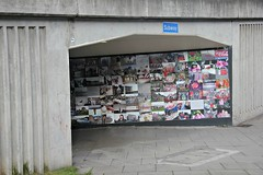 Picturing an Inverness subway (ColGould) Tags: underpass subway scotland inverness innesstreet