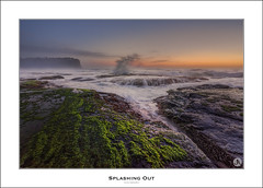 Splashing Out (John_Armytage) Tags: seascape sunrise flow focus surf sony wave australia nsw splash northernbeaches bungan a7r bunganbeach focusaustralia johnarmytage sonya7r sony1635f4