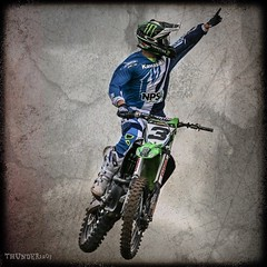 Adam Monea #3 #AdamMonea #kawasaki #mx #sx #supercross #motocross #AustralianSupercrossChampionship #monsterenergy #dirtbikesofinstagram #instabikes #bikesofinstagram #NPSMonsterEnergy (Thunder1203) Tags: square squareformat dirtbike motocross mx supercross kawasaki sx yabbadabbadoo pixlr unlimitedphotos editedonanipad instagramapp australiansupercrosschampionship adammonea