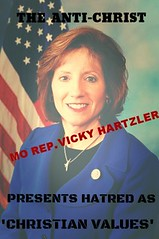I CAN'T BREATHE: Vicky Hartzler Voted AGAINST the Violence Against Women Act