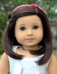 Finley (~Snow~) Tags: girl doll american ag custom finley