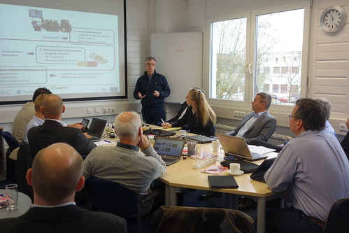 EPIC meeting standards Photonic Integrated Standards - 20 November 2014 in Munich, Germany (4)