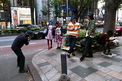 Tokyo 2014 (Dance with the Strangers) Tags: people color colour japanese tokyo photographer 28mm streetphotography documentary harajuku ricoh omotesando streetfashion 2014 candidportrait tokyocity urbanasia grd4