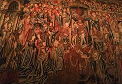 Gorgeous French Renaissance Tapestry - Ecouen Renaissance Musuem (Sola) Tags: renaissance tapestry tapisserie ecouen