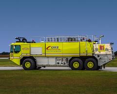 Fire Rescue Truck (David Wirtz) Tags: show county rescue david truck fire airport kentucky ky air 8x10 wirtz r1 630 regional owensboro 2014 owb daviess davidwirtz