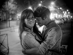 (StefanoG.com) Tags: street cactus woman men love night photo couple femme olympus exposition amour 25 micro toulouse rue nuit homme 43 omd angenieux 095 em5