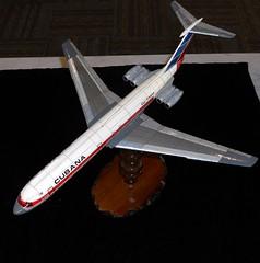 Cubana Ilyushin Il-62 (Sentinel28a1) Tags: cubana ilyushin il62