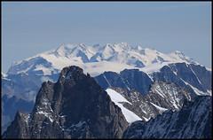 le Mont Rose (wilphid) Tags: montagne chamonix montblanc aiguilledumidi hautesavoie tlphrique
