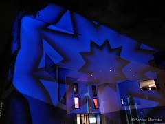 FOL 158 - Festival of light, Landesvertretung Baden Württemberg (Sockenhummel) Tags: light berlin night germany deutschland fuji nacht finepix fujifilm festivaloflights x20 2014 berlinbeinacht fol berlinbynight tiergartenstrase landesvertretungbadenwürttemberg sabinemarzahn fujix20